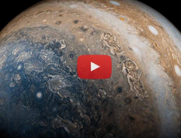New Science from Jupiter Poster