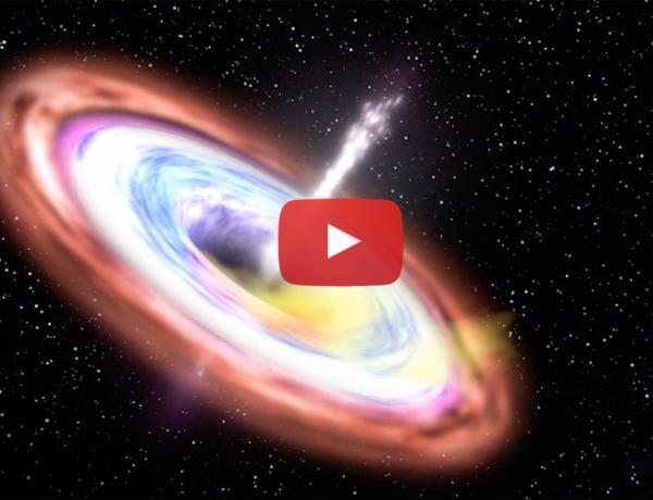 Shedding Light on Black Holes Poster