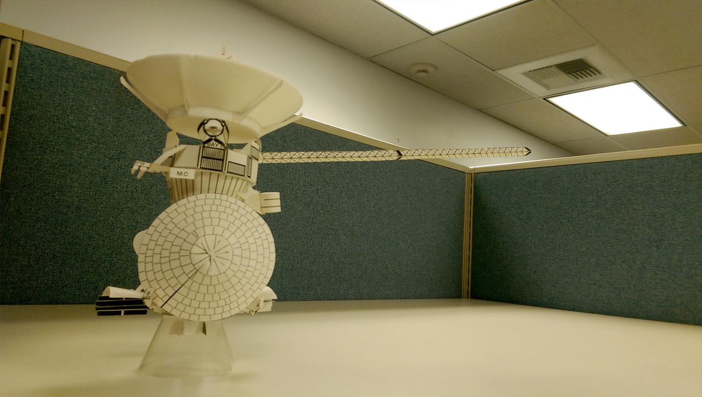 DIY - Paper Spacecraft Models | Science Mission Directorate