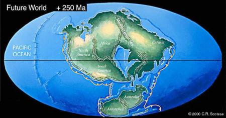 Continents in Collision: Pangea Ultima | Science Mission Directorate