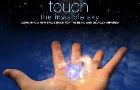A picture of the book Touch the Invisible sky