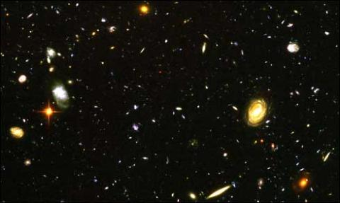 Galaxies | Science Mission Directorate