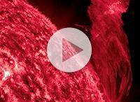As the Sun Awakens... (solar prominence, 200px)