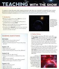 Journey to the Stars (teachers guide 200px)