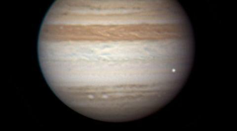 Jupiter Fireballs (Wesley strip, 500px)