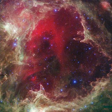 W5 Star Formation Region