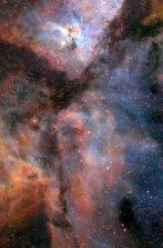 Powerful Stellar Eruption
