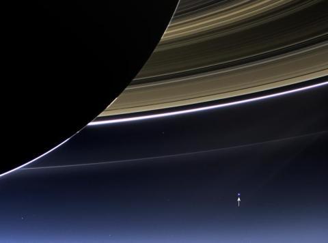 Pale Blue Dot (splash)