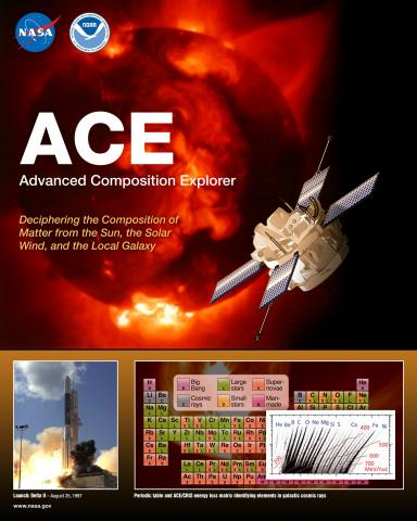 ACE Mission Poster