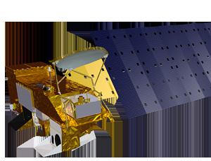 Aqua spacecraft icon