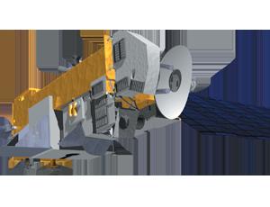 Aura spacecraft icon