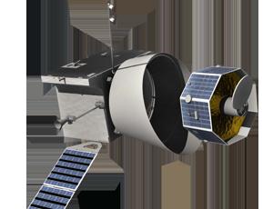 BepiColumbo spacecraft icon