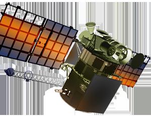 DSCOVR spacecraft icon