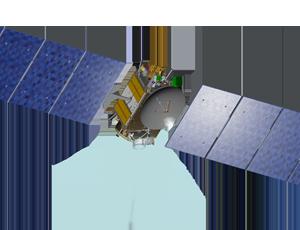 Dawn spacecraft icon