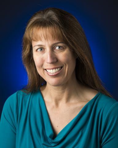 Kelly E. Fast portrait
