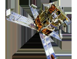 HETE spacecraft icon
