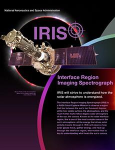IRIS exhibit poster