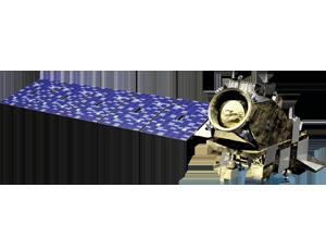 JPSS spacecraft icon