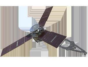 Juno spacecraft icon
