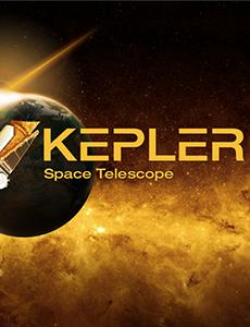Kepler Exhibit Banner