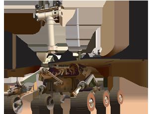 MER spacecraft icon