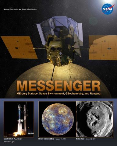 Messenger Mission Poster