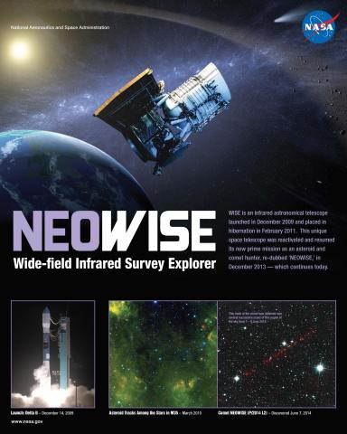 NeoWise Mission Poster