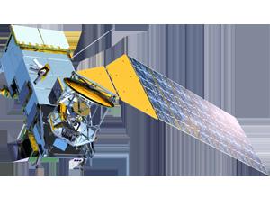 NPOESS spacecraft icon