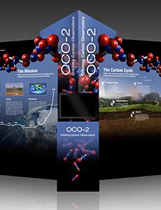 OCO2 Exhibit Poster