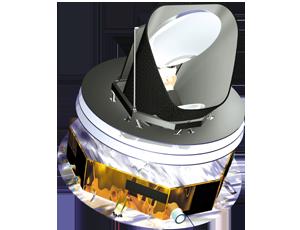Planck spacecraft icon