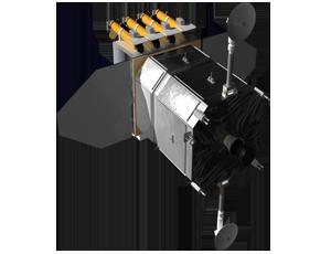 SDO spacecraft icon