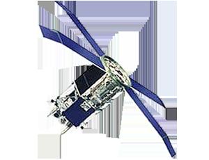 SeaWIFs Sea Star spacecraft icon