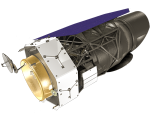 WFIRST spacecraft icon