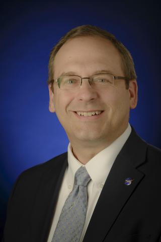 Dr. Craig Kundrot Portrait