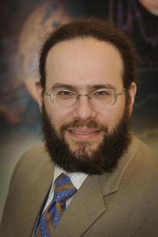 Dr. Michael New Portrait