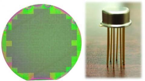 Photo of silicon carbide