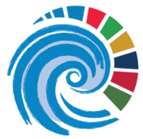 UN Decade of Ocean Science logo