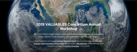 Valuables Workshop announcement