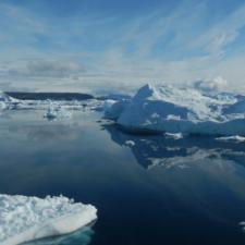 Sea level rise photo