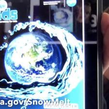 Snow Melt Experiment