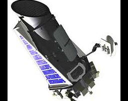 image of kepler telescope