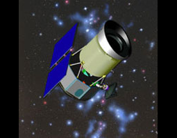 image of wise telescope