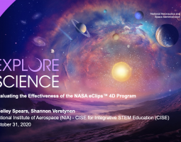 Evaluating the Effectiveness of the NASA eClips 4D Program