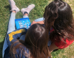 Encouraging Kids To Get Outside with GLOBE During School Closures
