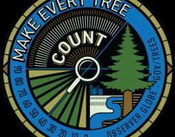 Trees Challenge 2020 logo