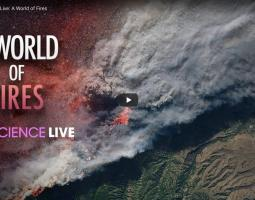 Science Live Episode 8 - A World of Fires