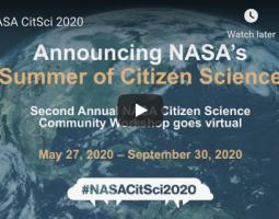 Summer of Citizen Science video still