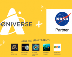 Zooniverse and NASA partnership