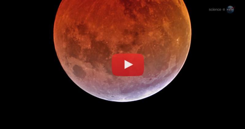 ScienceCasts: A Super-Sized Lunar Eclipse