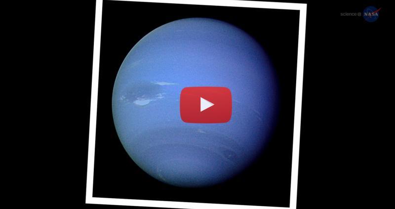 Eye on Neptune Poster